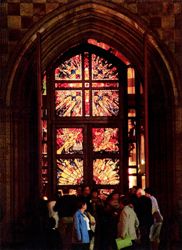 St Paul's Cathedral, West door – Melbourne